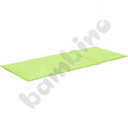 Mata gimnastyczna zielona - kształtka rehabilitacyjna