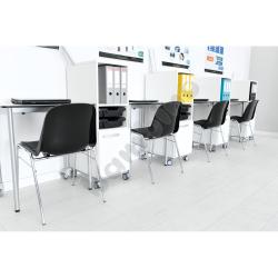 Krzesło BETA Chrome
