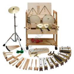 Stolik z instrumentami 1