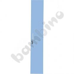 Drzwiczki D do szatni 100157 - niebieskie