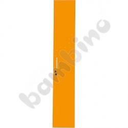Drzwiczki D do szatni 100157 - pomarańczowe
