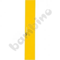 Drzwiczki D do szatni 100157 - żółte