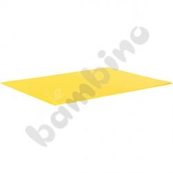 Karton gładki 10 arkuszy o wym. 50 x 70 cm żółty