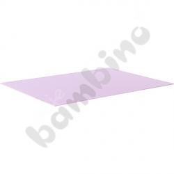 Karton gładki 10 arkuszy o wym. 50 x 70 cm fioletowy