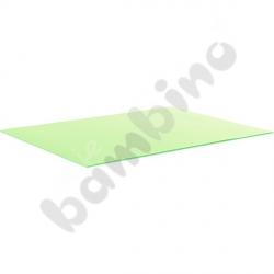 Karton gładki 10 arkuszy o wym. 50 x 70 cm zielony