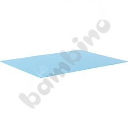 Karton gładki 10 arkuszy o wym. 50 x 70 cm niebieski
