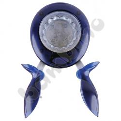 Dziurkacz obrotowy extra duży postrzępione koło