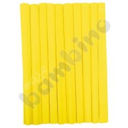 Bibuły żółte 10 szt.