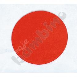 Kółka do origami 20 czerwone