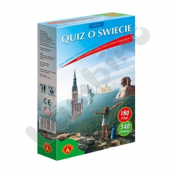 Quiz o świecie