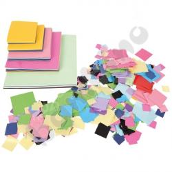 Duży mix kwadratów do origami