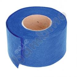 Taśma filcowa - niebieska