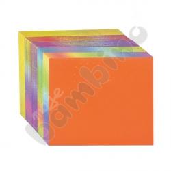 Karty wydrapywanki - kolorowe