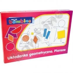 Układanka geometryczna