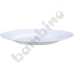 Talerz płytki Arcoroc - biały