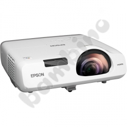 Projektor krótkoogniskowy Epson EB-520
