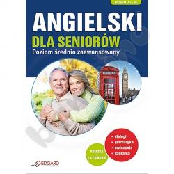 Angielski dla seniorów Poziom średnio zaawansowany