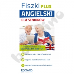 Fiszki PLUS. Angielski dla seniorów