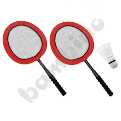 Duży badminton