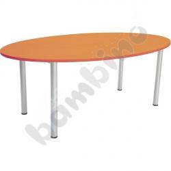 Stół owalny 120 x 200