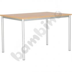 Stół świetlicowy Mila 120 x 80 cm - buk