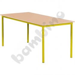 Stół świetlicowy Mila 160 x 80 cm - buk