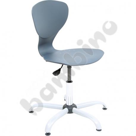 Krzesła Flexi obrotowe z reg. wys.