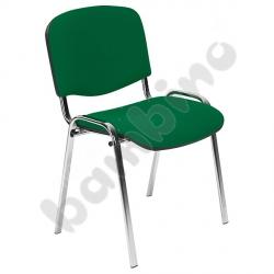 Krzesło konferencyjne ISO Chrom