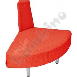 Fotel narożny Inflamea 1