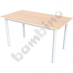 Stół konferencyjny prosty