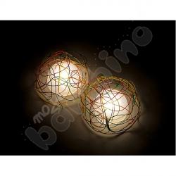Lampiony sznurkowe