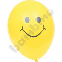 Balony z uśmiechem