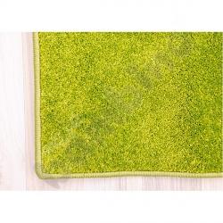 Dywan jednokolorowy - zielony 3 x 4 m